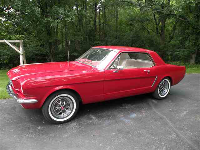1965 Ford Mustang | 952962