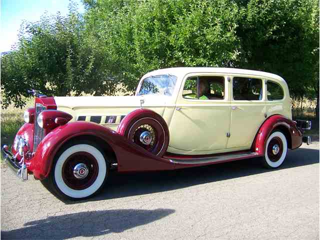 1935 Packard Super 8 | 952963