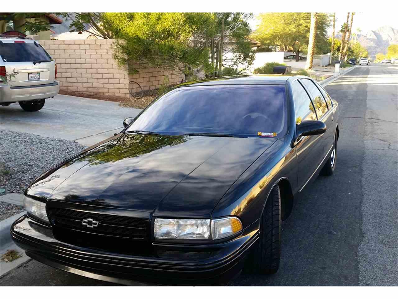 1996 chevrolet impala ss for sale cc 952966. Black Bedroom Furniture Sets. Home Design Ideas