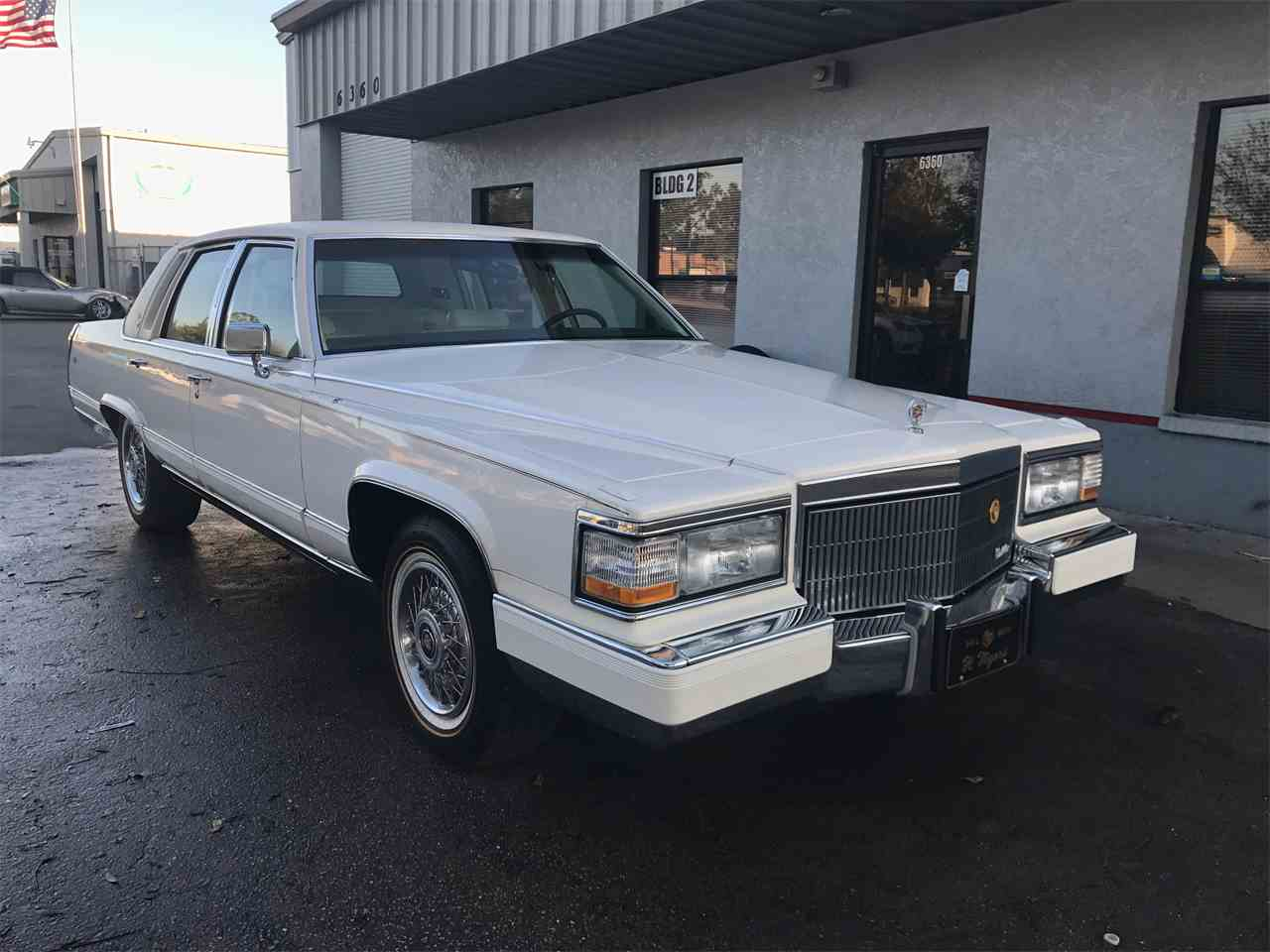 1992 cadillac fleetwood brougham for sale cc. Cars Review. Best American Auto & Cars Review