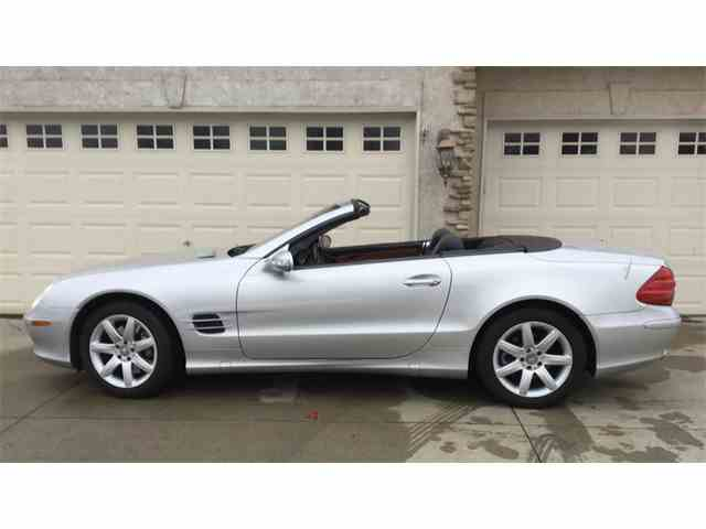 2003 Mercedes-Benz SL500 | 952977