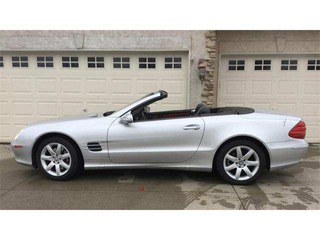 2003 Mercedes-Benz SL500 | 952977