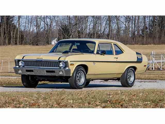 1970 Chevrolet Yenko Nova LT-1 Deuce Coupe | 952979
