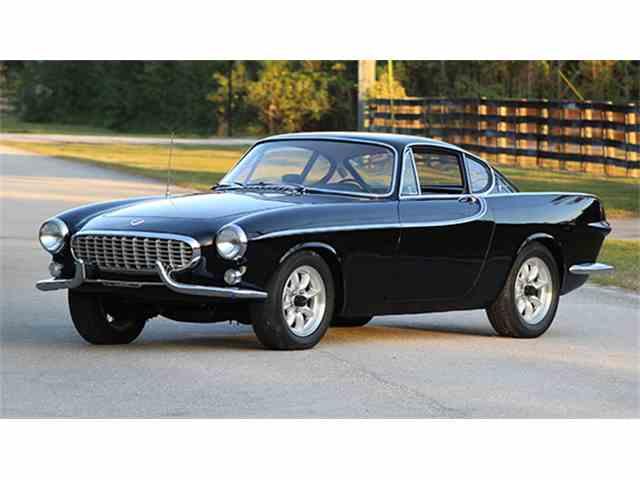 1962 Volvo P1800 Coupe | 952981