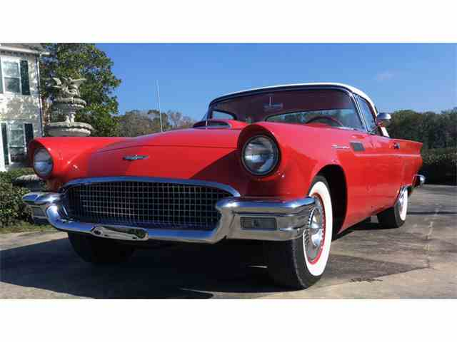 1957 Ford Thunderbird | 952984
