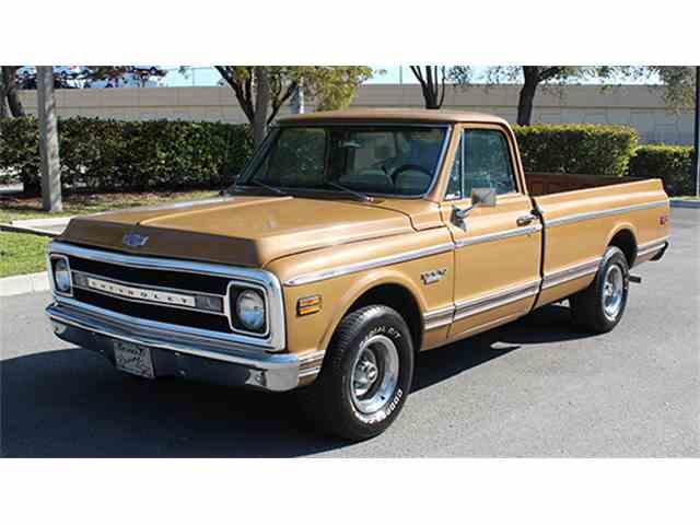 1971 Chevrolet CST10 Cheyenne Pickup | 952985