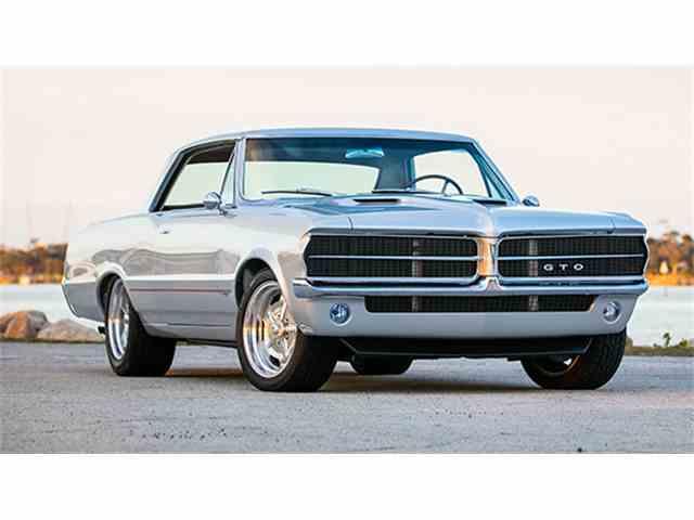 1964 Pontiac GTO   952987