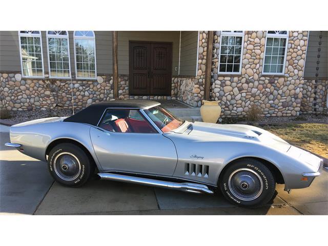 1969 Chevrolet Corvette | 952988
