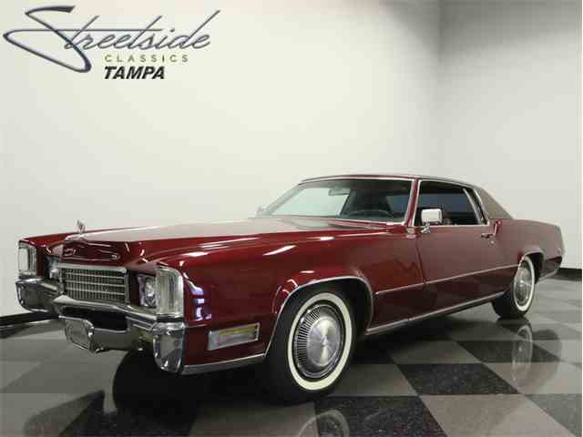 1970 cadillac eldorado for sale on 4 available. Black Bedroom Furniture Sets. Home Design Ideas