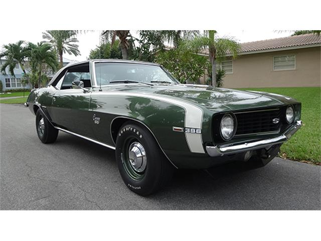1969 Chevrolet Camaro SS Sport Coupe | 952990