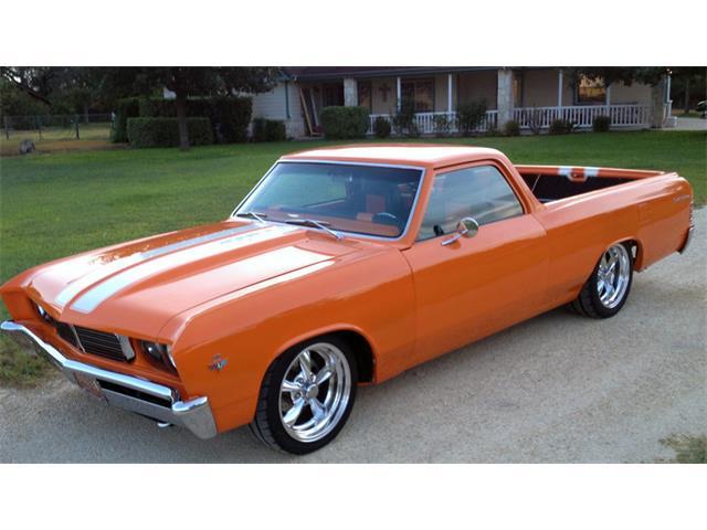 1967 Chevrolet El Camino | 952996