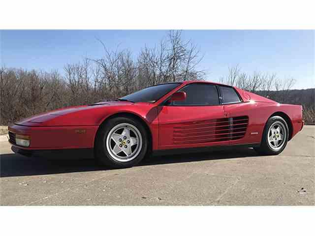 1990 Ferrari Testarossa | 950003