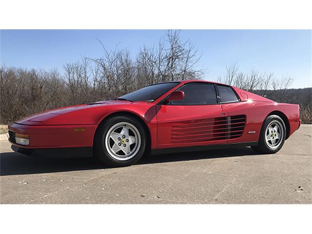 1990 Ferrari Testarossa   950003