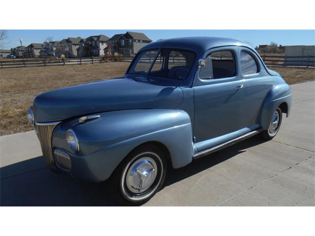 1941 Ford Coupe | 950030
