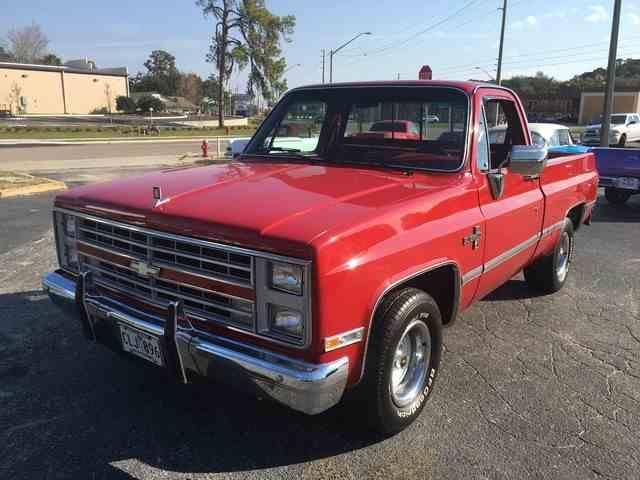 1987 Chevrolet 1/2 Ton Pickup | 953000