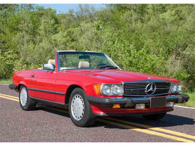 1988 Mercedes-Benz 560SL | 953013