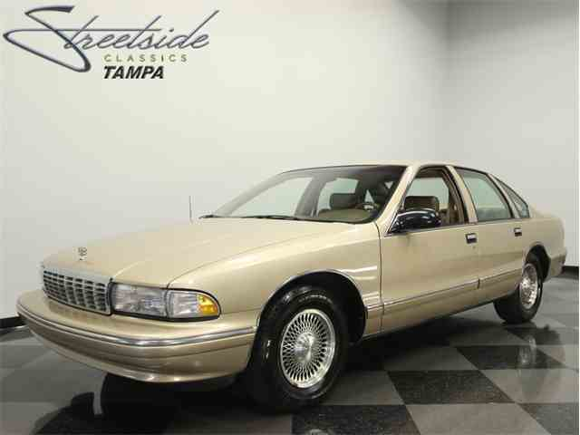 Picture of 1996 Chevrolet Caprice - $9,995.00 Offered by Streetside Classics - Tampa - KD9A