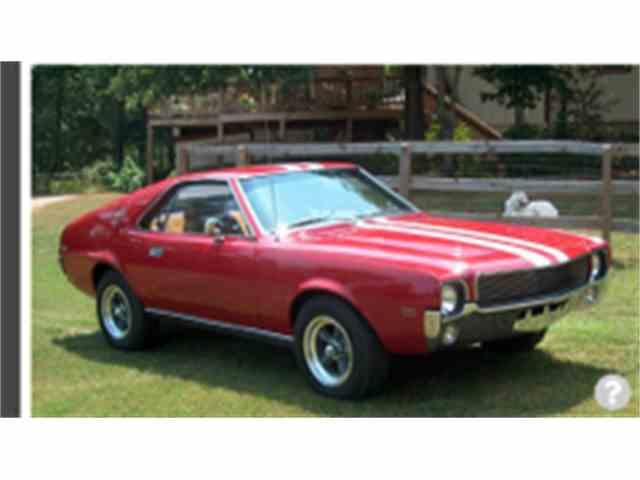 1969 AMC AMX | 953027