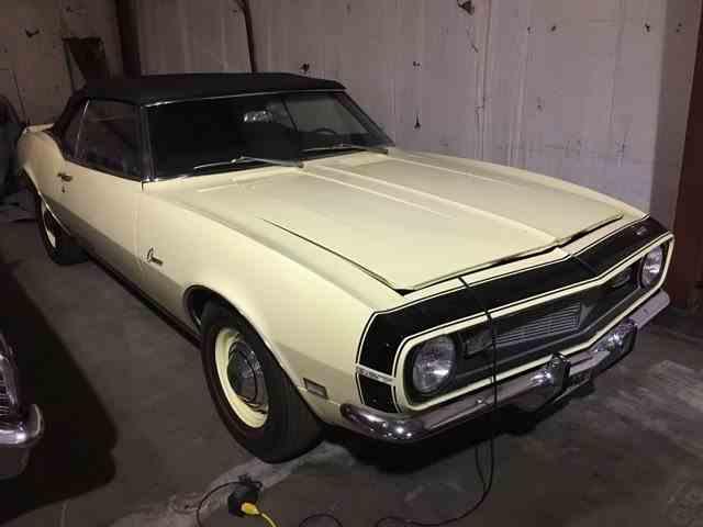 1968 Chevrolet Camaro | 953032