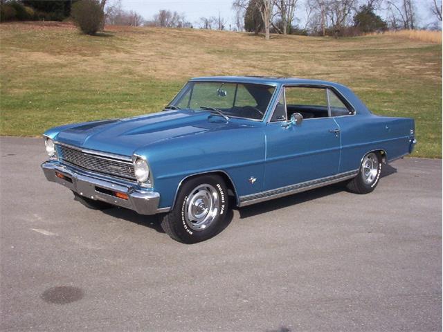 1966 Chevrolet Nova SS | 953033