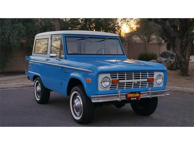 1975 Ford Bronco | 953036