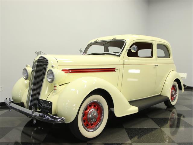 1936 Plymouth 2 Door Touring Sedan   950304