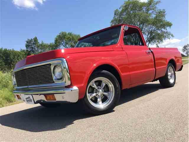 1970 Chevrolet C/K 10 | 953045