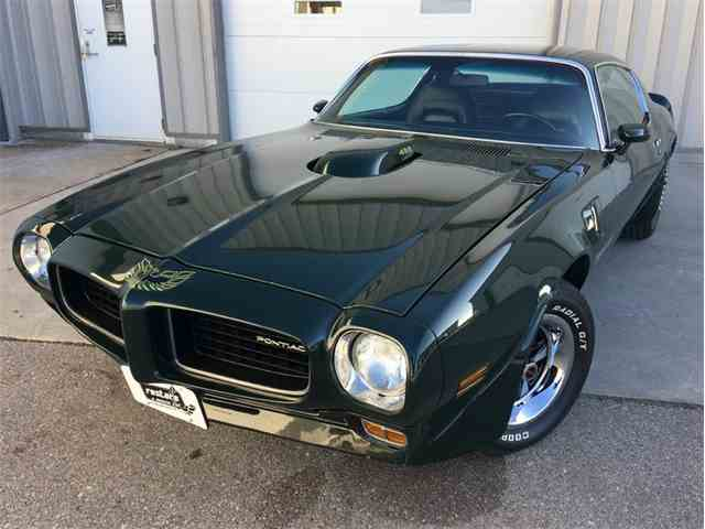 1973 Pontiac Firebird Trans Am | 953051