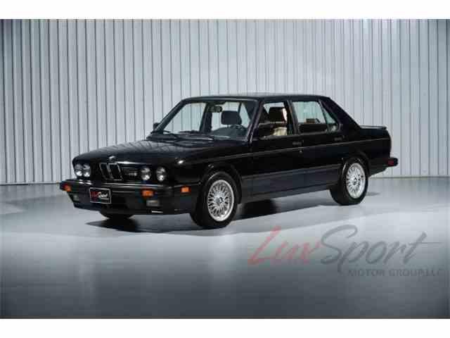 1988 BMW M5 | 953054