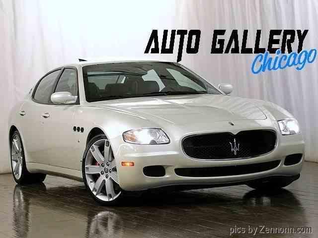 2008 Maserati Quattroporte | 953056