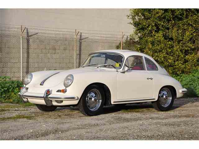 1962 Porsche 356B Super-90 Sunroof Coupe | 953060