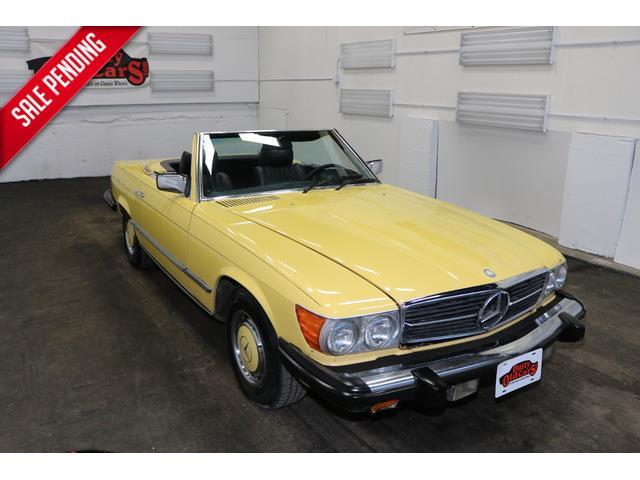 1976 Mercedes-Benz 450SL   953066
