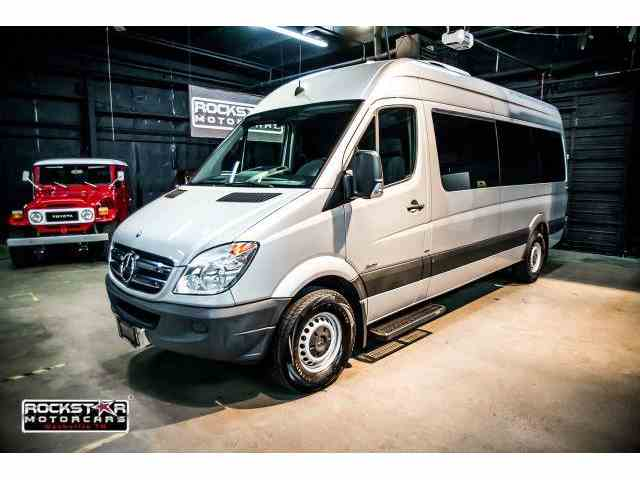 2013 Mercedes-Benz Sprinter | 953069