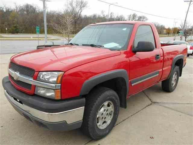 2003 Chevrolet Silverado | 953084