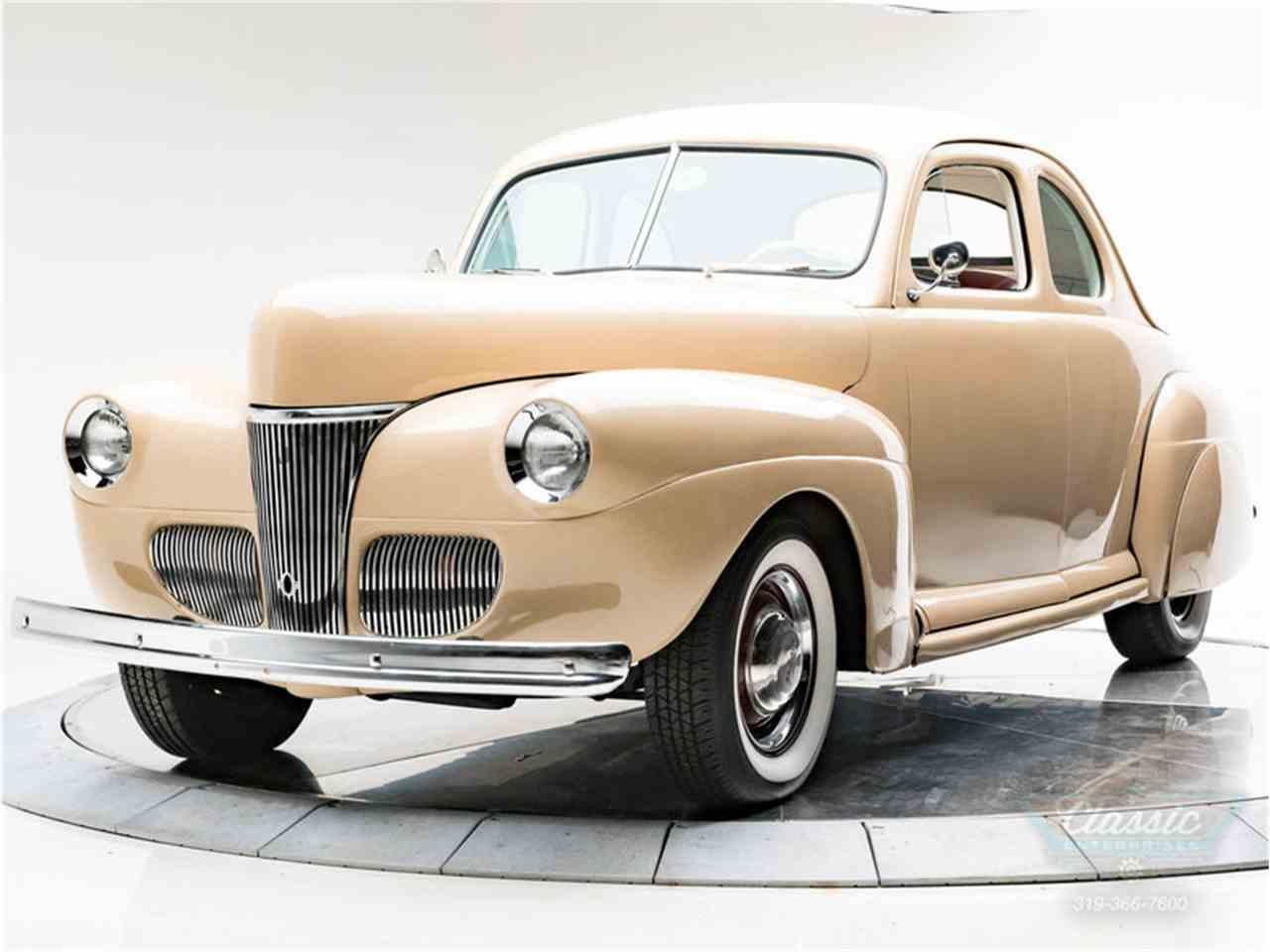 1941 ford coupe for sale cc 953097. Black Bedroom Furniture Sets. Home Design Ideas