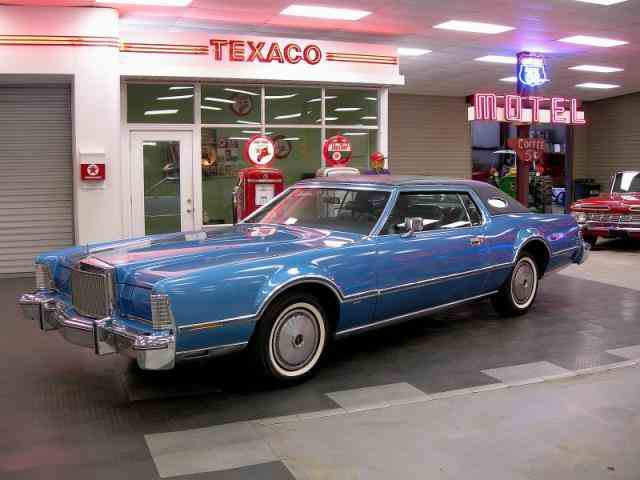 1975 Lincoln Continental Mark IV | 953099