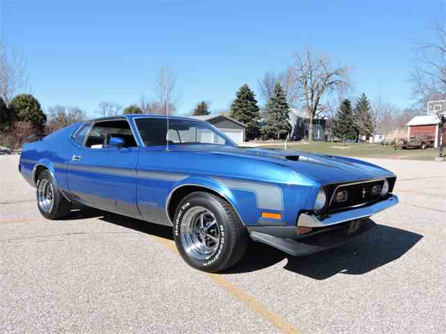 1971 Ford Mustang | 953104