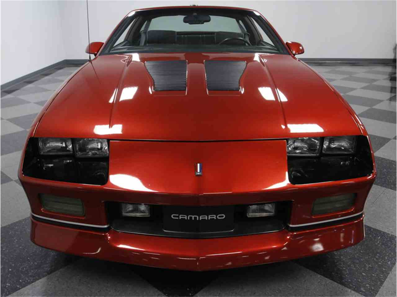 1987 chevrolet camaro iroc z28 for sale cc 953107. Black Bedroom Furniture Sets. Home Design Ideas