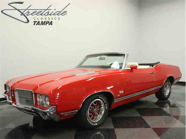 1971 Oldsmobile Cutlass Supreme | 950311