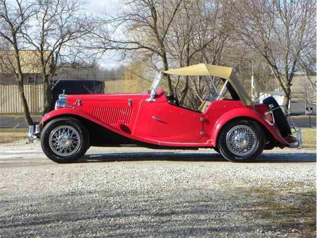 1952 MG TD | 953114