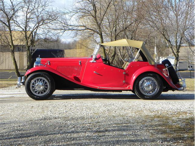 1952 MG TD   953114