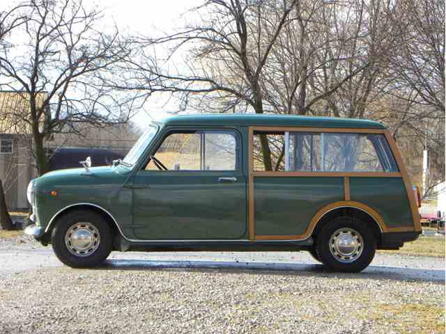 1967 Morris Minor Innocenti Traveler | 953116