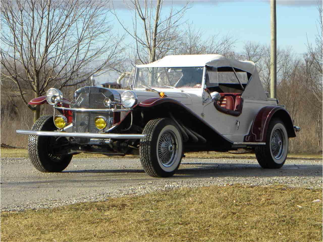1929 mercedes benz ssk gazelle replica for sale for 1929 mercedes benz