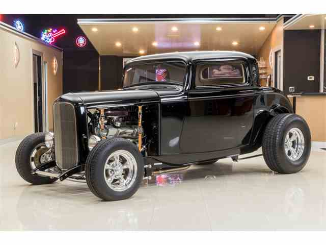 1932 Ford 3-Window Coupe Street Rod | 953124