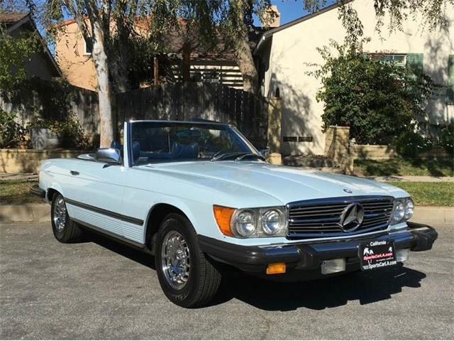 1979 Mercedes-Benz 450SL | 953127