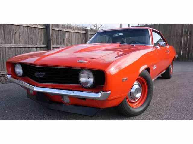 1969 Chevrolet Camaro | 950313