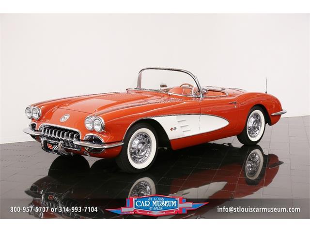 1958 Chevrolet Corvette | 953137