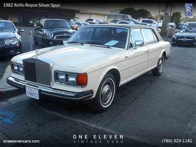 1982 Rolls-Royce Silver Spur | 953138