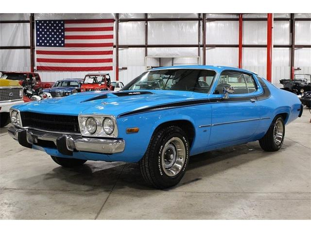 1973 Plymouth Road Runner   953139