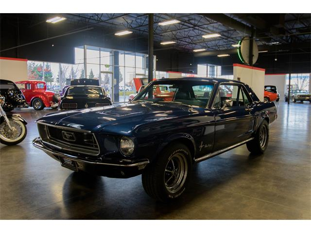 1968 Ford Mustang | 953140